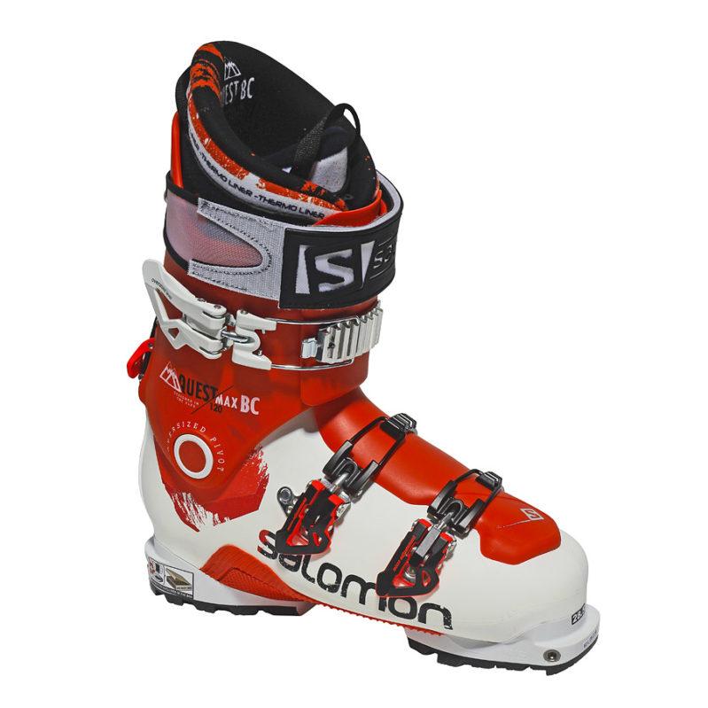 Buty narciarskie Salomon QUEST 120