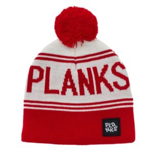 Planks_BOBBLE_Match_Day_Fleece_Lined_WhiteRed