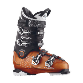 Buty narciarskie Salomon X Pro 100 BlackSafranWhite