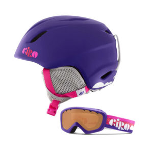 kask_narciarski_snowboardowy_giro_launch_purple_colours_youth_set_giro_chico_goggle_purple_clouds_amber_rose_lens2
